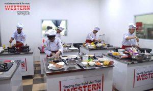 Học nấu ăn ở TPHCM