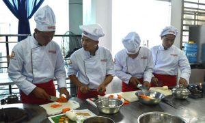 Học nấu ăn ở Phú Quốc